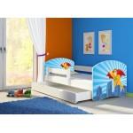 Otroška postelja 4kids Yummy Super junak