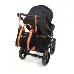 Previjalna torba BabyOno ICONIC Black
