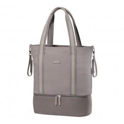 Previjalna torba BabyOno SUPREME Gray