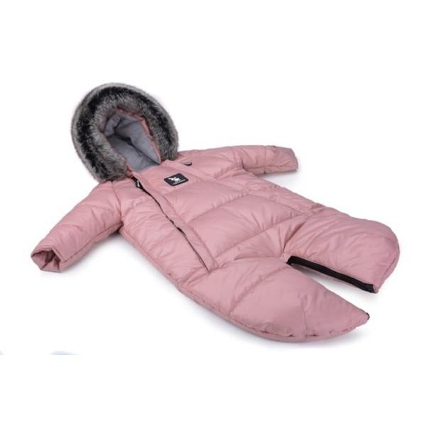 Kombinezon Moose 2v1 Powder Pink