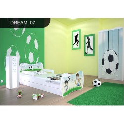 ZALOGA - Dream White DM07 180 x 90 cm