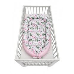 XXL Gnezdece Jukki In Garden Pink