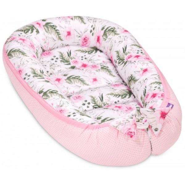 Gnezdece Jukki COMFORT In Garden Pink
