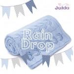 Bambusova odejica Jukki Rain Drop