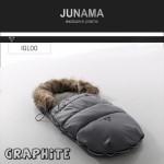 Muff rokavičke Junama IGLO Grey