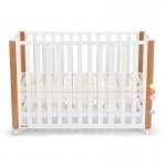 Baby postelja KOYA 4v1 + vzmetnica