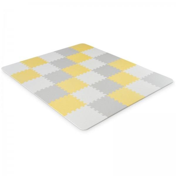 Puzzle igralna podloga MataLU Yellow