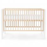 Baby postelja MIA 120×60 White