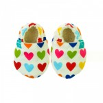 Copatki Titot Colorfull Hearts 2-3L