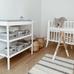 Baby postelja Woodies Slim 120x60